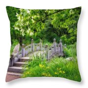 Dream World Throw Pillow