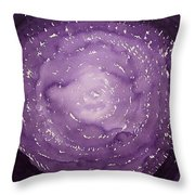 Dreamcatcher Original Painting Throw Pillow