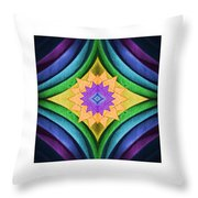 Dreamcatcher Triptych Throw Pillow