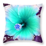 Dreamflower Throw Pillow