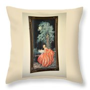 Dreaming By Marygold Throw Pillow