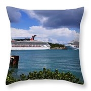 Dreaming Of Freedom 3 Throw Pillow
