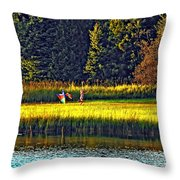 Dreams Can Fly Throw Pillow