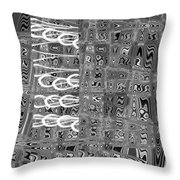 Dreams Those Did Not Come True Throw Pillow