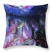 Dreamscape-1 Throw Pillow