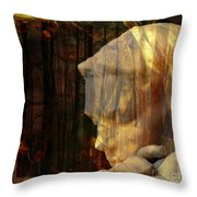 Of Lucid Dreams / Dreamscape 3 Throw Pillow