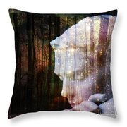 Of Lucid Dreams / Dreamscape 4 Throw Pillow