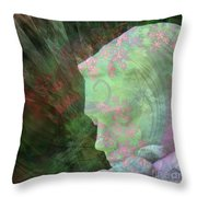 Of Lucid Dreams / Dreamscape 5 Throw Pillow
