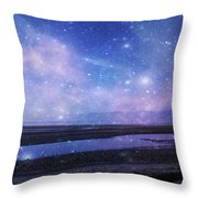 Dreamscape Throw Pillow by Marilyn Wilson