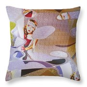Dreamscapes #1 Throw Pillow