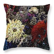 Dried Delight 6 Throw Pillow