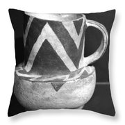 Drink Of The Ancient Ones Throw Pillow