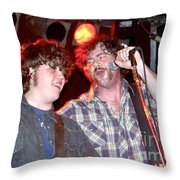 Drive By Truckers Throw Pillow