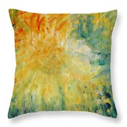 Drizzle Dazzle Throw Pillow