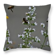 Drones Throw Pillow