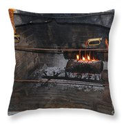 Dryer Throw Pillow