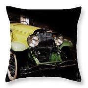 Duesenberg 1931 Throw Pillow