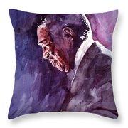 Duke Ellington Mood Indigo Sounds Throw Pillow