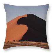 Dune 45 Morning Throw Pillow