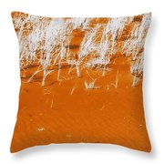 Dune Grasses Throw Pillow