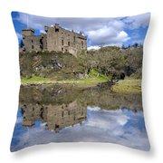 Dunvegan Castle - 1 Throw Pillow
