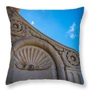 Duomo Detail Throw Pillow