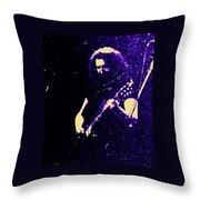 Duprees Diamond Blues Throw Pillow