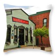 Duquesne Incline 3 Throw Pillow