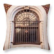 Dwyer Street Window Throw Pillow
