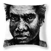 Dyinurugang Throw Pillow