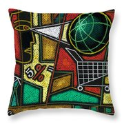E-commerce Throw Pillow