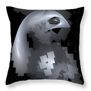 Eagle 0613 Marucii Throw Pillow