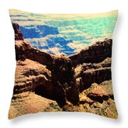 Eagle Point Throw Pillow