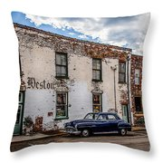 Early 1950's Chevy Throw Pillow
