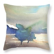 Early Morning 01 Throw Pillow