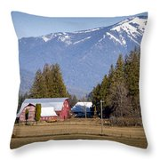 Early Spring  -  150310a-098 Throw Pillow