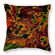 Early To Fall Throw Pillow