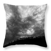Earth And Sky No.19 Throw Pillow