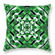 Earth Band Throw Pillow