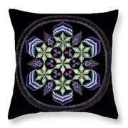 Earth's Forgiveness Throw Pillow