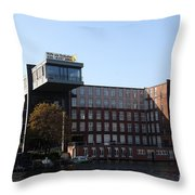 East Harbor - Berlin Throw Pillow