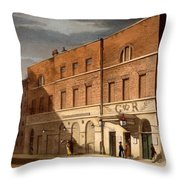 East London Theatre, Formerly The Throw Pillow