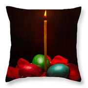 Easter Hope For Peace And Life Throw Pillow