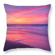 Easter Sunday Sunrise 16x7 Throw Pillow
