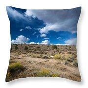 Eastern Sierras 10 Throw Pillow