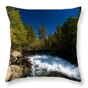 Eastern Sierras 14 Throw Pillow