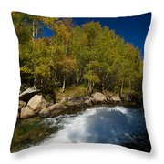 Eastern Sierras 15 Throw Pillow