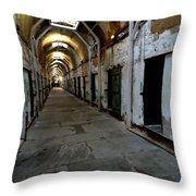 Eastern State Penitentiary 1 Throw Pillow