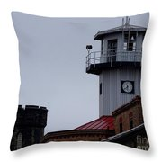 Eastern State Penitentiary 12 Throw Pillow
