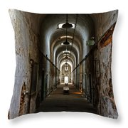 Eastern State Penitentiary 13 Throw Pillow